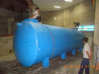 xử lý nước thải bằng module hợp khối
